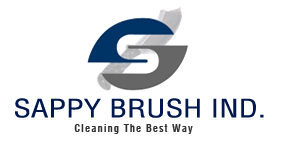 Sappy Brush Industries Raikot Punjab India - plastic handle steel wire brushes - wooden handle steel wire brushes - industrial brushes manufacturers exporters in india punjab