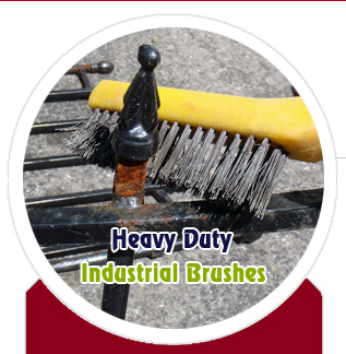 plastic handle steel wire brushes manufacturers exporters in india punjab