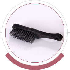 plastic handle steel wire brushes manufacturers exporters suppliers in india punjab raikot ludhiana